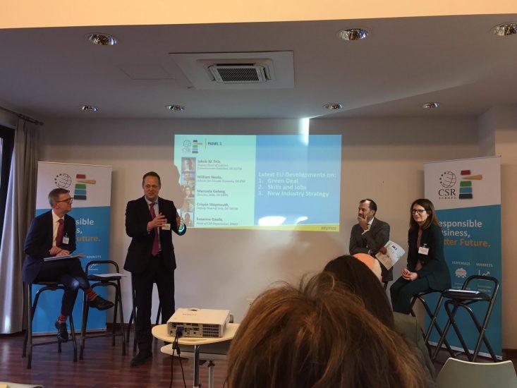GRACE participou na EU Public Affairs Meeting em Bruxelas