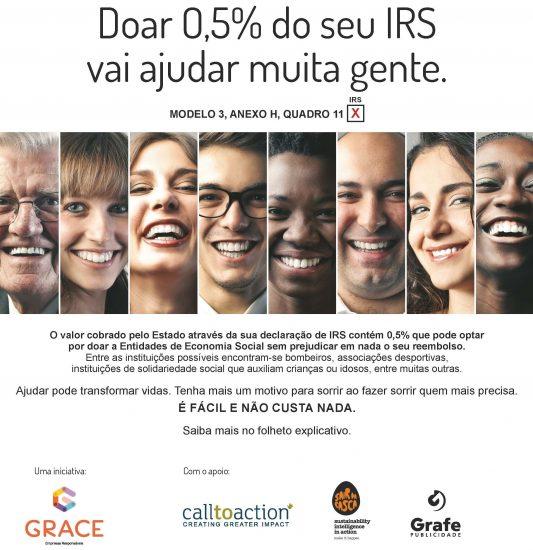 Campanha Consignação IRS 2020