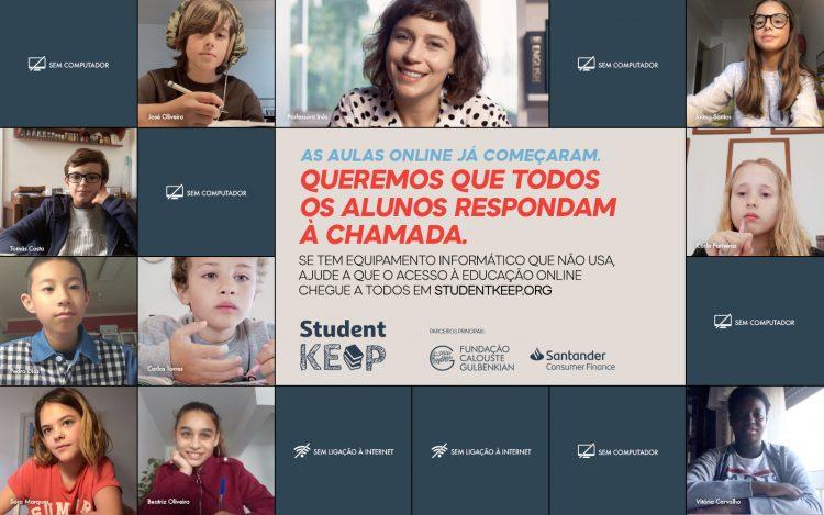 GRACE e BCSD Portugal promovem projeto Student Keep