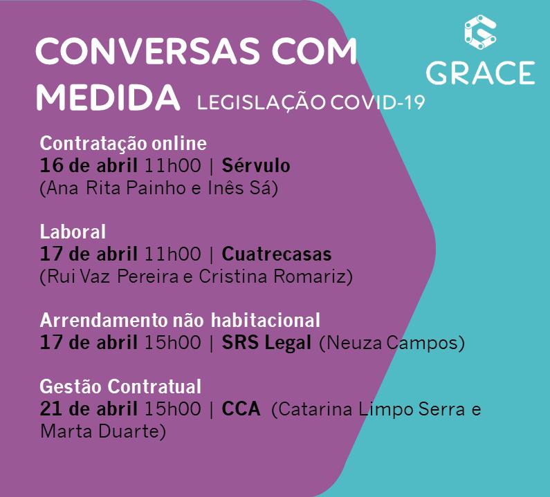 Conversas com Medida | Webinars Legislação Covid 19