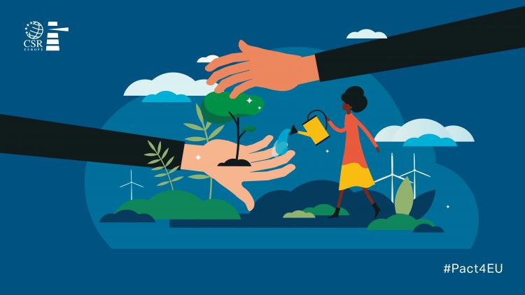 GRACE participa na SDG Summit do CSR Europe