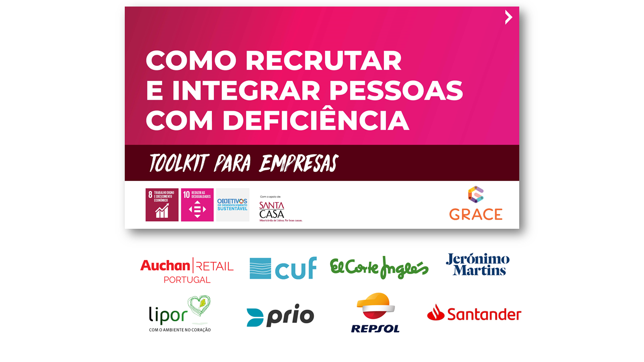 GRACE lança Toolkit de recrutamento inclusivo para as empresas