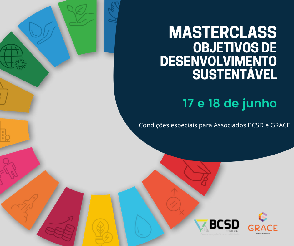 Masterclass Os Objetivos de Desenvolvimento Sustentável e a transformação do negócio