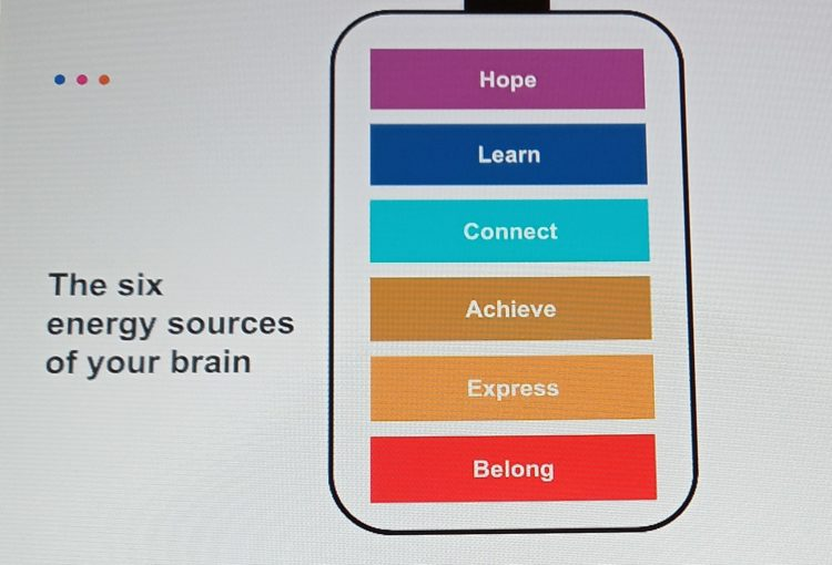 It's all in the brain! – uma conversa com Misha Byrne